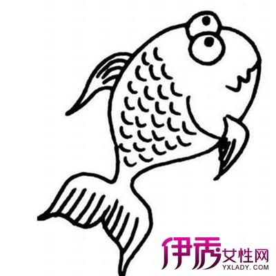 【画金鱼简笔画图片】【图】画金鱼简笔画图片大全