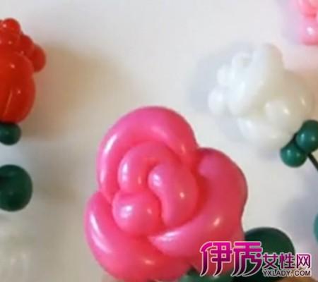 气球玫瑰花教程图解 三大做法让你变换魔法