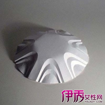 图立体构成作品折纸展示