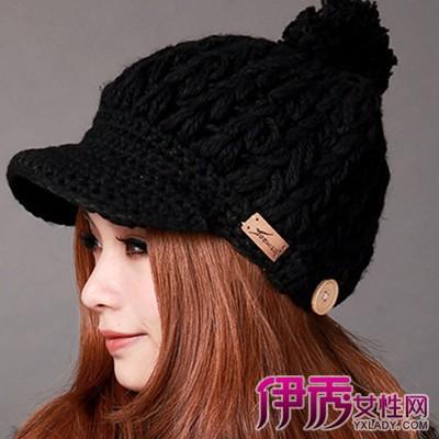 【毛线帽子编织图解】【图】毛线帽子编织图解大全
