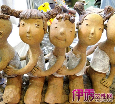 【图】陶艺人物作品图片大全 欣赏陶艺艺术的美