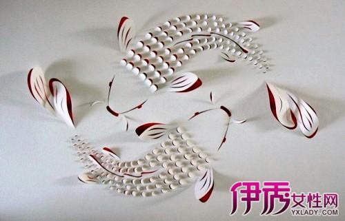 半立体纸浮雕图片展示 教你制作职浮雕的方法