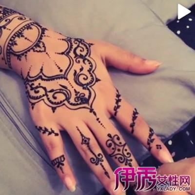 【简单diy手绘纹身图】【图】简单diy手绘纹身图大全