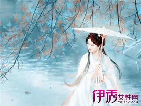 【手绘古装白衣仙女】【图】手绘古装白衣仙女图片