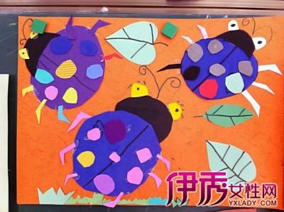 剪贴画是拼贴画的一种,它将剪纸技巧与贴画技法巧妙结合,用各种彩纸