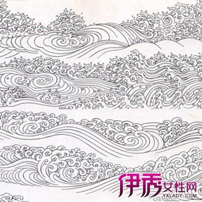 【手绘海浪】【图】手绘海浪图片大全