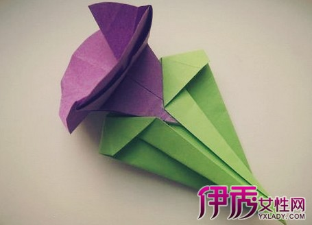 【折纸花大全简单的图解】【图】折纸花大全简单的