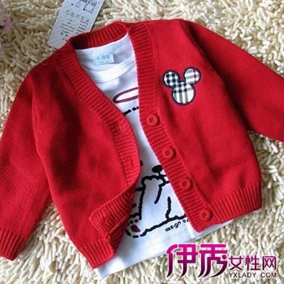 【图】婴儿毛衣钩针的基本针法 六步教你织出可爱毛衣