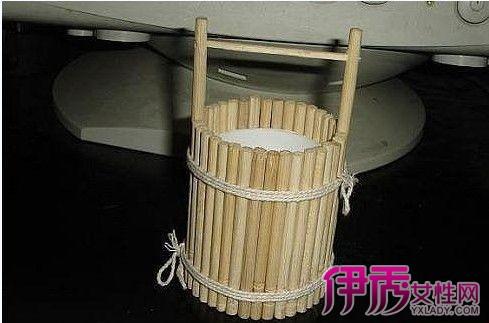 一次性筷子手工制作大全 三款简易漂亮作品做法详解