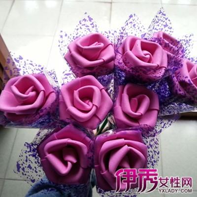 【图】海绵纸折玫瑰花图解 六大材料为你折纸增光彩