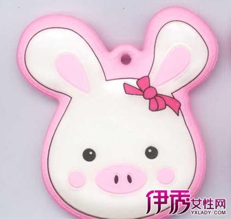 【小兔子头饰简笔画】【图】欣赏小兔子头饰简笔画