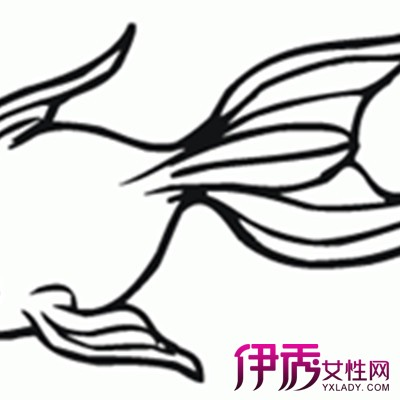 【图】萌萌哒幼儿金鱼的简笔画 激发孩子早期智力