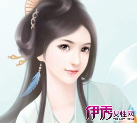【图】古代女子手绘丹青图片大全 迅速掌握手绘要点