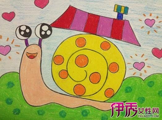 【图】儿童手工绘画作品欣赏 介绍绘画的6种类型