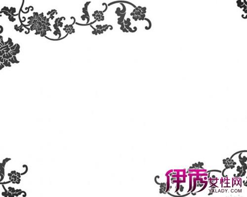 古风手抄报花边边框图片欣赏 盘点手抄报的设计及美化方法
