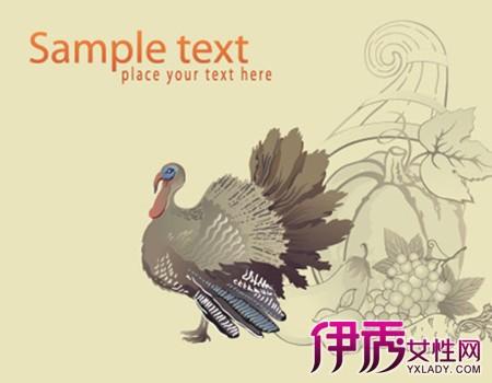 【感恩节创意手绘海报】【图】感恩节创意手绘海报