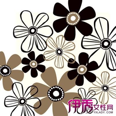 【图】简单易画的花朵图案展示