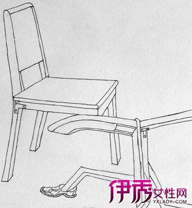 【图】创意椅子设计图手绘 4大创意设计亮点你知道吗