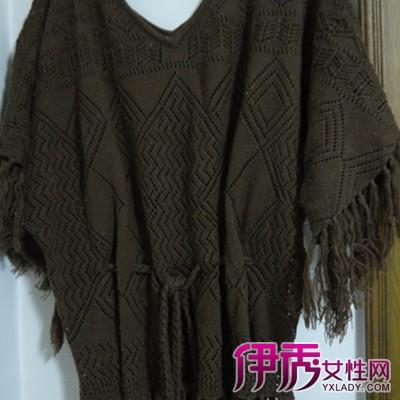 【图】毛线斗篷编织方法大全