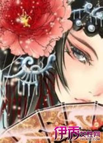 【图】欣赏古风面具手绘女图片 三招教你掌握创意手绘技巧