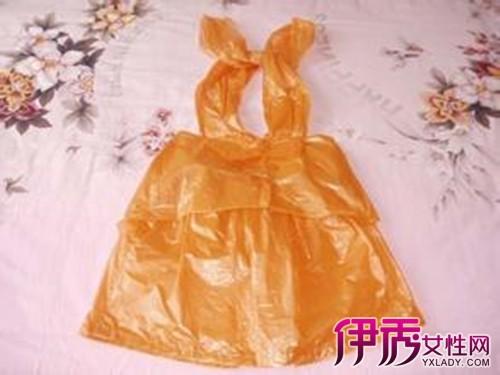 【图】怎么用塑料袋做裙子? 教你自制环保塑料