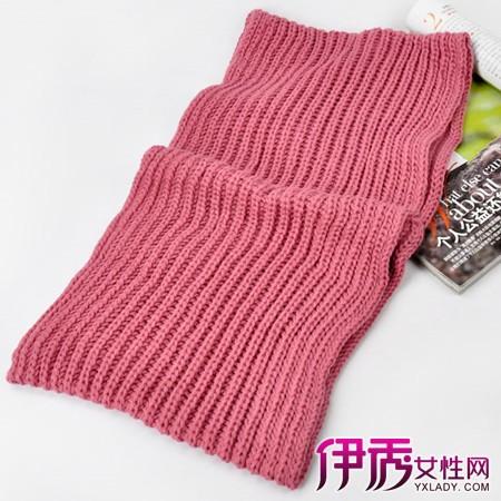 【图】围脖编织花样大全图 给你冬季送上最贴心的温暖