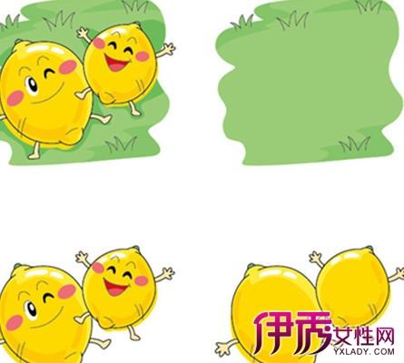 【图】手绘柠檬图片大全 了解手