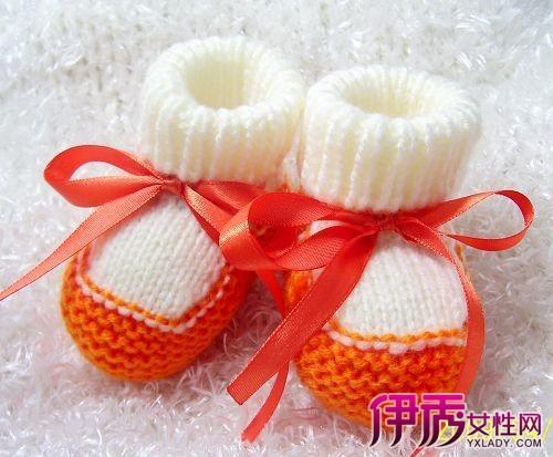 宝宝毛线鞋编织方法图解展示 3个简单易学的办法轻松编织