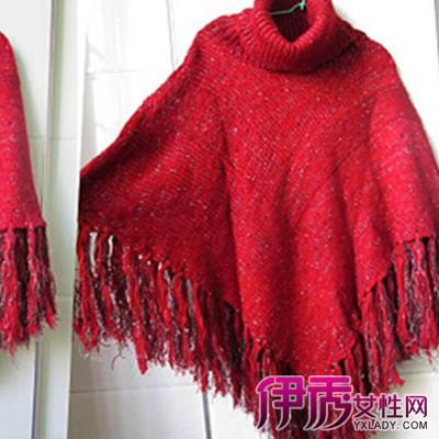 毛衣领和毛衣接口处双层怎么织-怎样编织毛衣领视频