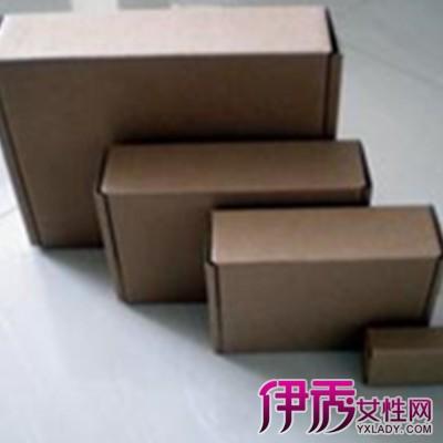 日本纸盒包装展开图大全 如何用空纸盒制作置物盒?
