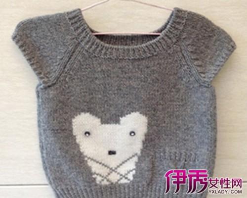 【图】婴儿毛衣编织花样款式图案欣赏