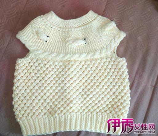 【男童毛衣编织花样图】【图】男童毛衣编织花样图