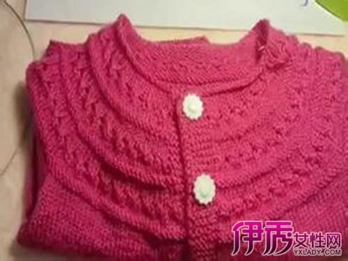 【图】男童毛衣编织花样图 手把手教你编织儿童毛衣