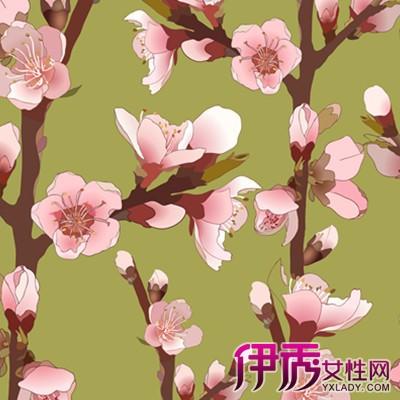 【桃花手绘图片】【图】桃花手绘图片欣赏