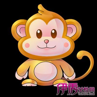 卡通】【图】萌萌哒卡通猴子