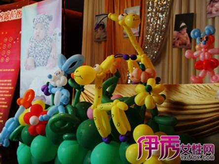 【长条气球造型】【图】长条气球造型编织图片