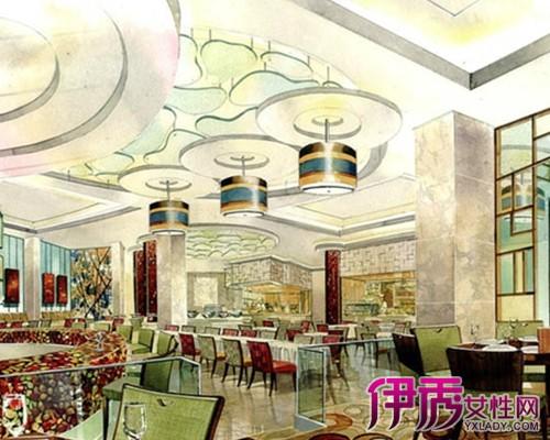 【图】室内餐厅手绘效果图 教你学会室内设计
