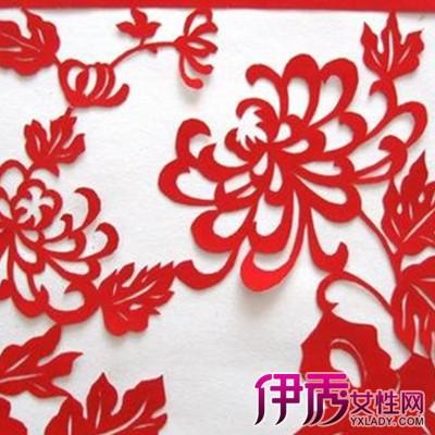 植物剪纸图案大全鉴赏 优秀剪纸作品的3个评定标准