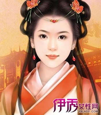 【图】欣赏古装手绘宫廷妃子图片 介绍三宫六院七十二妃的等级