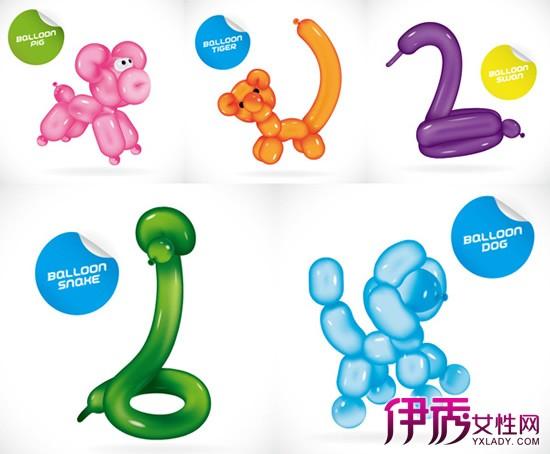 【圆气球造型教程】【图】简单的圆气球造型教程