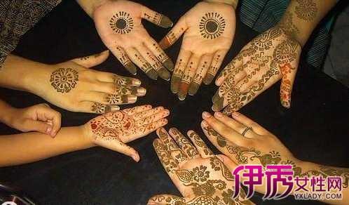 【印度手绘图案】【图】详解印度手绘图案