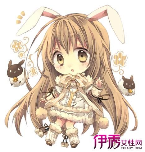 【图】手绘动漫人物萌少女欣赏