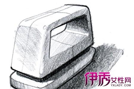 【图】产品设计手绘图片展示 从中学习手绘的基础三大技巧