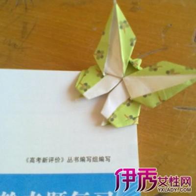 【图】蝴蝶书签折纸图片欣赏 折纸要运用到哪些技巧