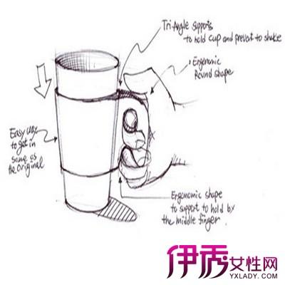 【创意杯子设计手绘图】【图】创意杯子设计手绘图