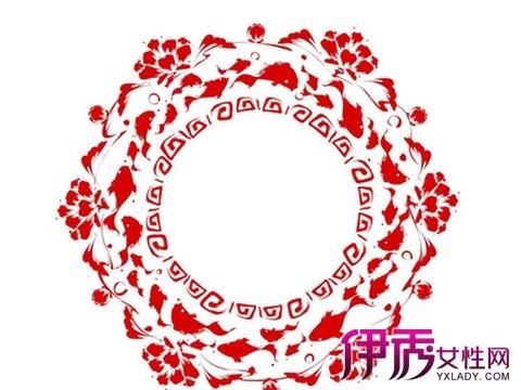 【花边剪纸步骤】【图】花边剪纸步骤分享