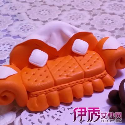 牙签手工制作沙发
