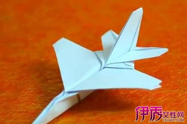 简单折纸飞机大全步骤图解 学会折纸方法图片