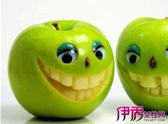 用水果做的动物造型生动有趣 创意动物水果造型欣赏
