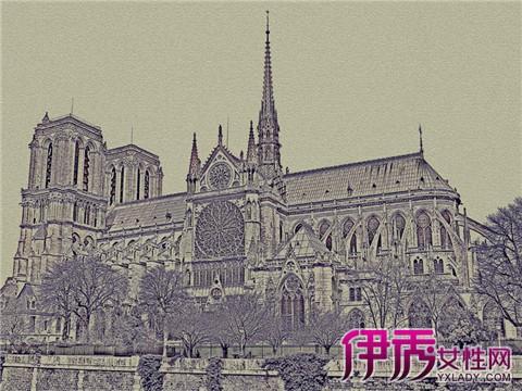 【图】巴黎圣母院手绘图片大全 五大步骤教你学会手绘